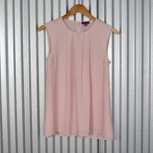 Vince Camuto Tops - Vince Camuto Blush Pink Sleeveless Blouse
